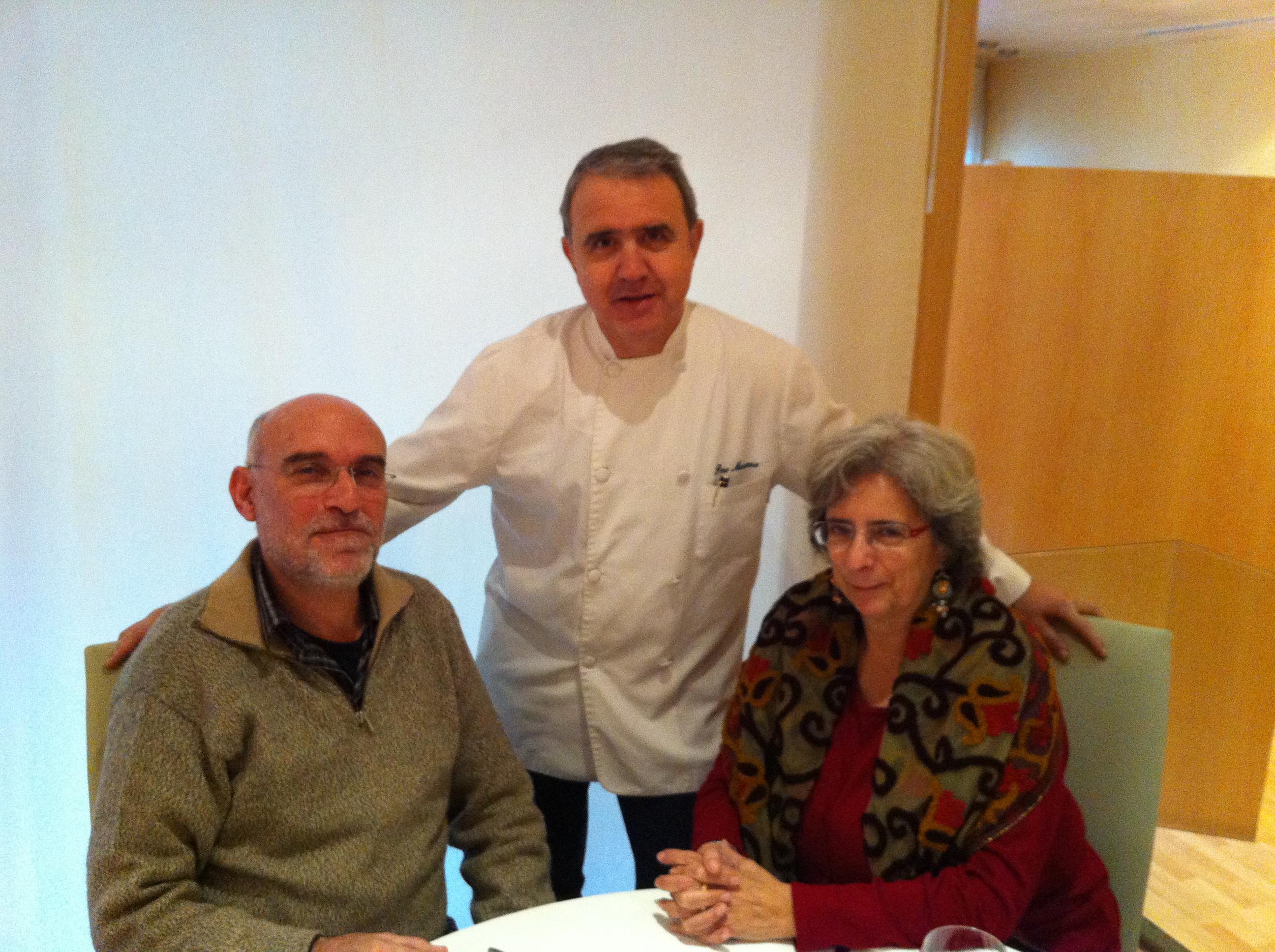 Gastronomia restaurant massana girona voltar i voltar - Restaurant massana girona ...