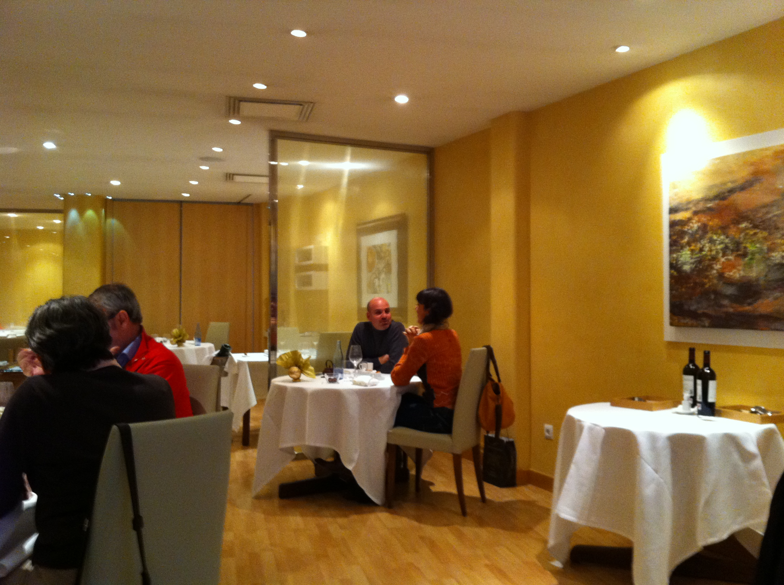 Gastronomia restaurant massana girona voltar i voltar per les arts esc niques - Restaurant massana girona ...