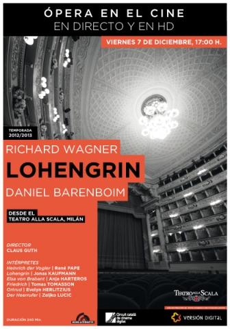 lohengrin - cartell