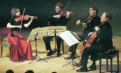 Quartet Casals 1