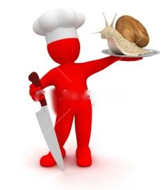cuiner cargol