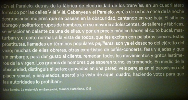 Exposicio El Paral·lel 9