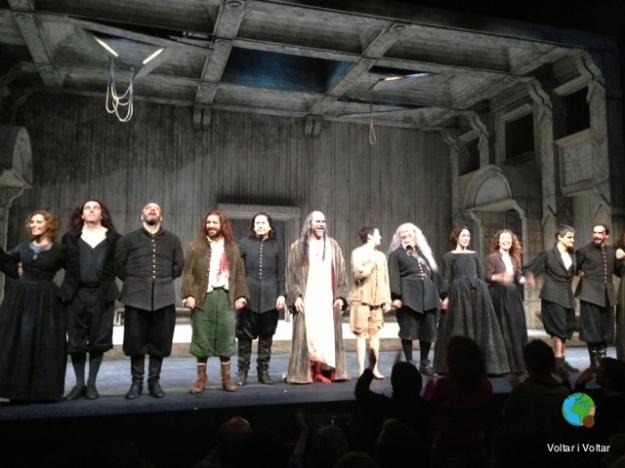 La Vida es sueño - Teatre Lliure-imp