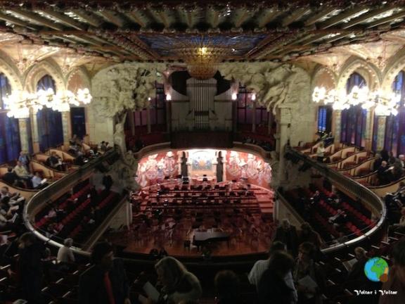 Palau Musica - Zubin Metha 2-imp