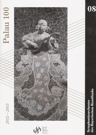 Palau Musica - Zubin Metha - Cartell