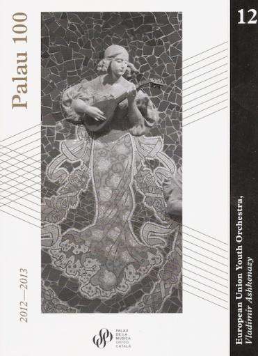 Palau100 -European Union Youth Orchestra
