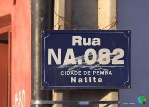 Cami de PEMBA 139-imp