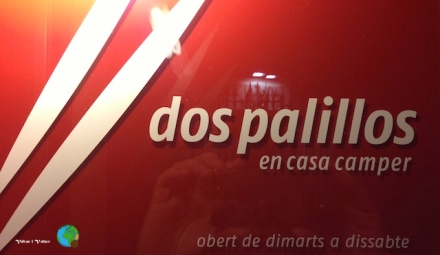 restaurant DOS PALILLOS