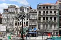 Porto - descobriment casc antic 68-imp