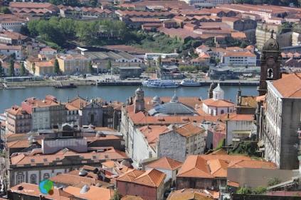 Porto - torre Clerigos 16-imp