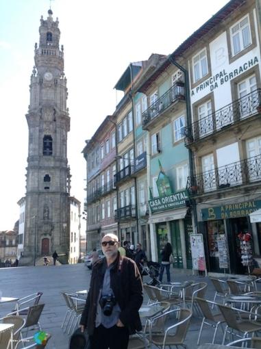 Porto - torre Clerigos 22-imp