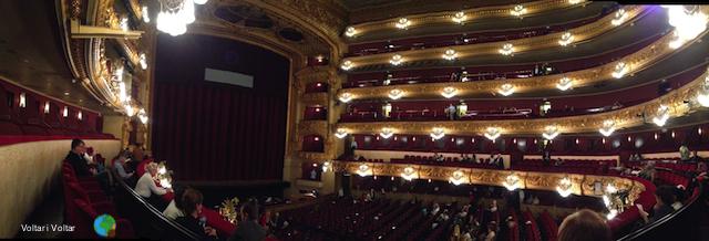 Il Turco in Italia - Liceu 2-imp