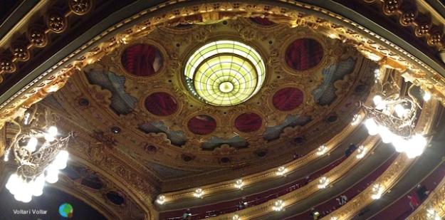 Il Turco in Italia - Liceu 3-imp