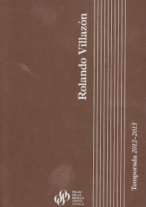Rolando Villazon - Palau Musica 322