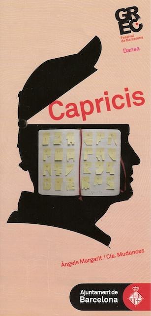 Capricis - Cartell