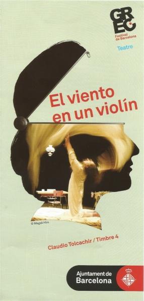 El viento en un violin- progrma de ma