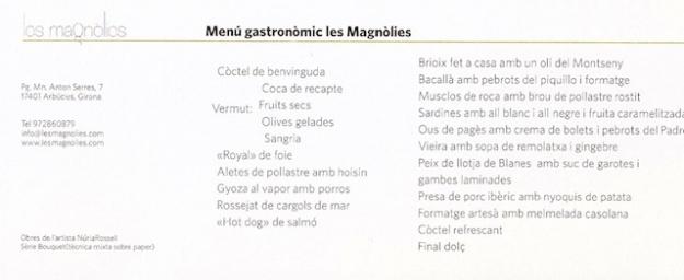 Restaurant Les Magnolies  3