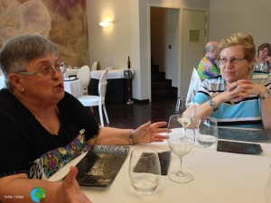 Restaurant Les Magnolies  8-imp
