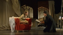 Venus in Fur - foto de la web teatre Goya 1