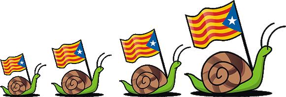 cargols per l'independència