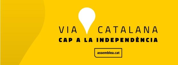 Via Catalana cap a l'independència