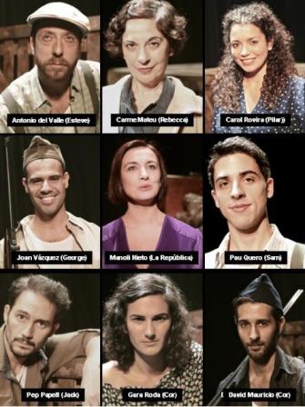 Actors - Goodbye Barcelona 1