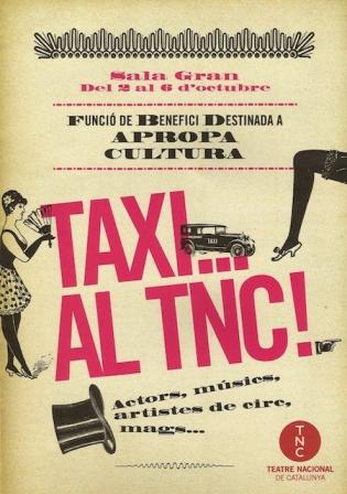 Taxi, al TNC