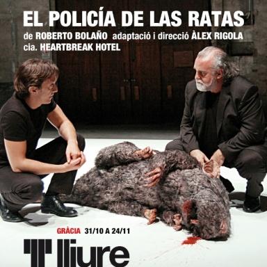 El Policia de las ratas - Teatre Lliure 4