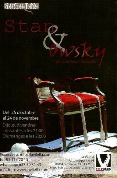 Stan & Owsky - La Vilella