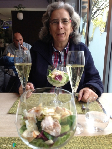 BUBBLES restaurant - Girona 10-imp
