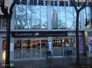 BUBBLES restaurant - Girona 22-imp