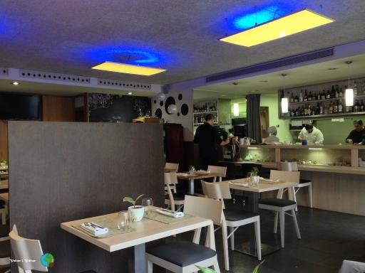 BUBBLES restaurant - Girona 8-imp