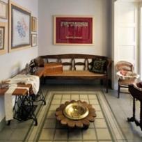 Casa maso - la galeria i el cosidor