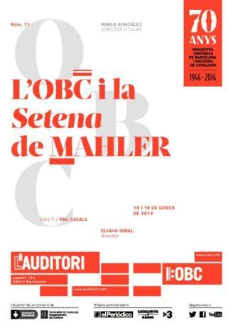 la setena de Mahler