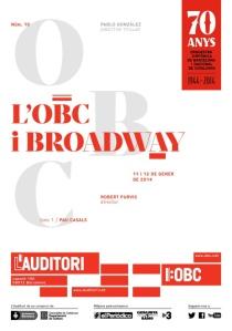 l'OBC i Broadway