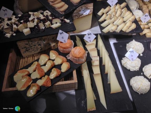 Tast de formatges - espai Kru 6-imp