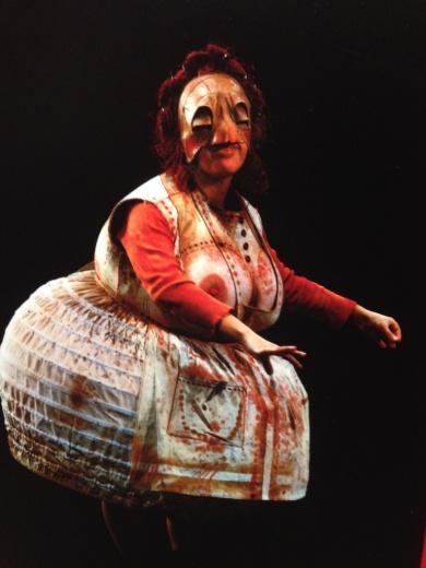 ANNA LIZARAN - Exposició Teatre Lliure 159