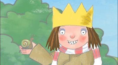 El petit princep amb Cargol
