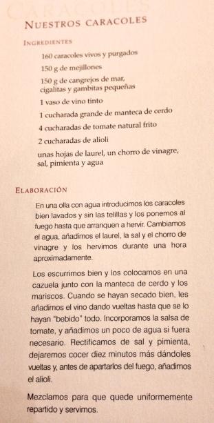 Garoinada - Restaurant LA XICRA 41