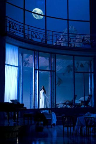 LA SONNAMBULA; The Royal Opera,