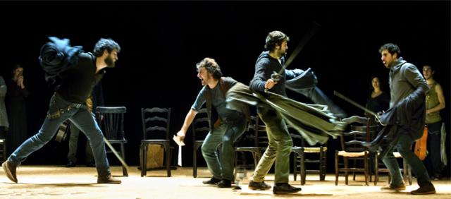 El Caballero de Olmedo - Teatre Lliure 1