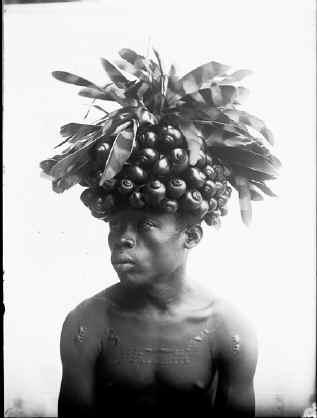 Barret de cargols africà