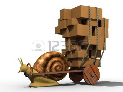 Cargol emigrant