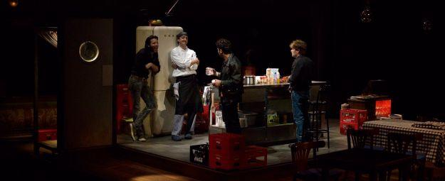 La Partida - Teatre Romea - Grec2014 - Fotos David Ruano 5