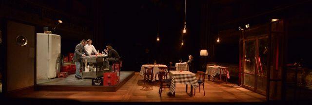 La Partida - Teatre Romea - Grec2014 - Fotos David Ruano 6