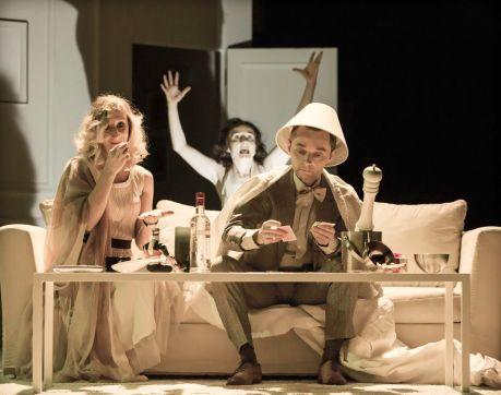 Ubu Roi - Teatre Lliure - Grec2014 - 1