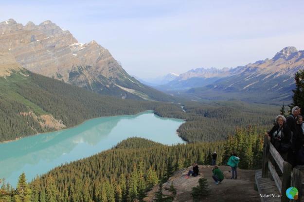 Canadà - llacPeyto - Parc Nacional Banff