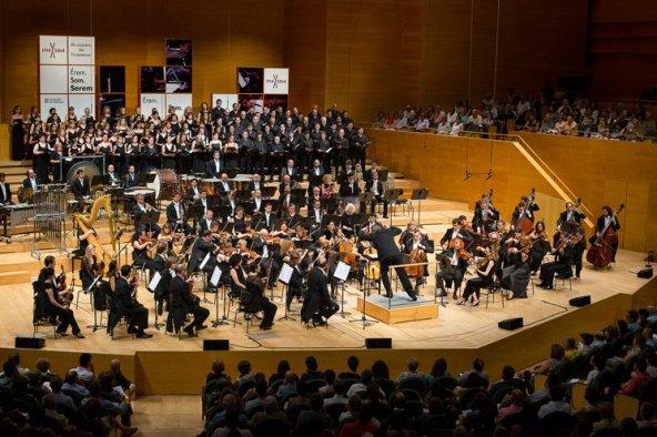 concert Catalunya 1714 - L'Auditori