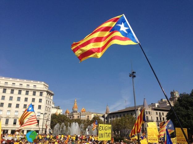 19 d'octubre 2014 - Pça Catalunya - Un pas de gegant cap a l'independència 15-imp