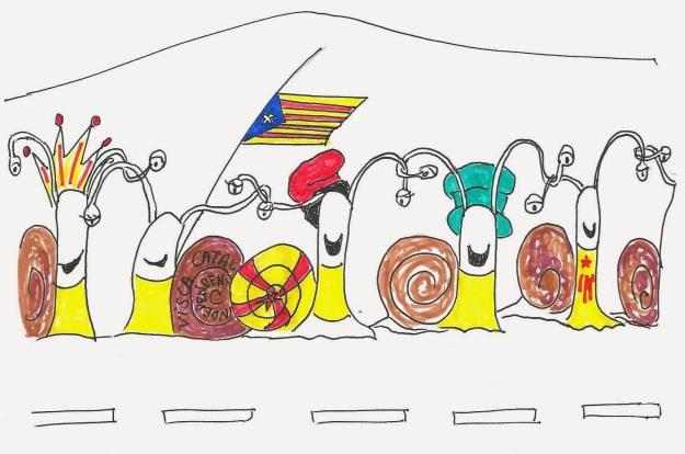Cargols catalans
